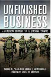 Unfinished Business by Kenneth M. Pollack
