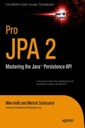 Pro JPA 2 by Mike Keith
