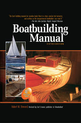 Boatbuilding Manual, Fifth Edition by Robert Steward