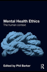 Mental Health Ethics by Phil Barker