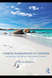 Carbon Management in Tourism by Gossling Stefan