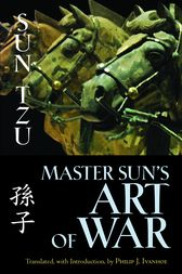 Master Sun's Art of War by Sun Tzu
