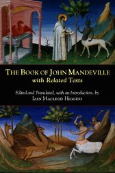 The Book of John Mandeville by Iain Macleod Higgins