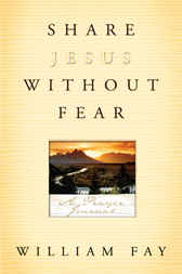 Share Jesus Without Fear Journal by William Fay