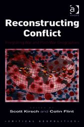 Reconstructing Conflict by Colin Flint
