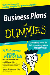 Business Plans For Dummies Ebook By Paul Tiffany