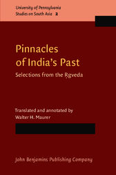 Pinnacles of India's Past by Walter H. Maurer