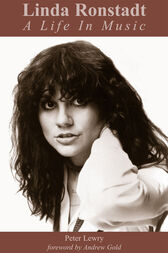 Linda Ronstadt by Peter Lewry