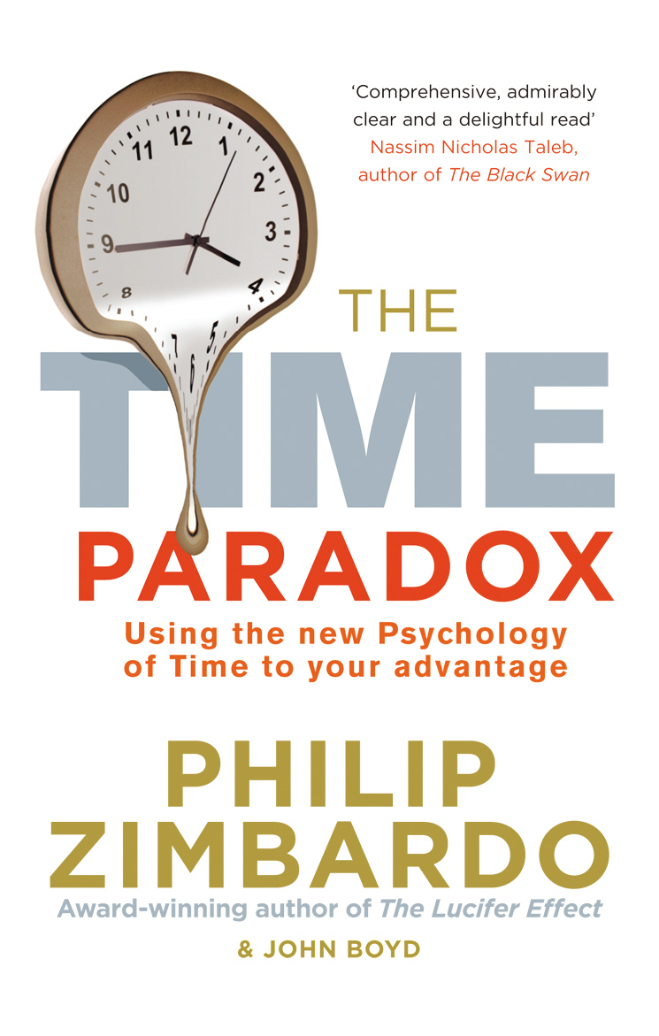 Download Ebook The Time Paradox by John Boyd Pdf