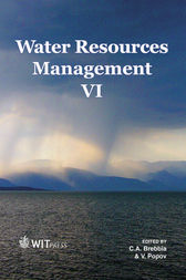 Water Resources Management VI by C. A. Brebbia