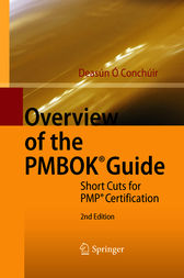 Overview of the PMBOK® Guide by Deasún Ó Conchúir