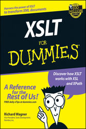 XSLT For Dummies by Richard Wagner