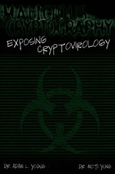 Malicious Cryptography by Adam Young