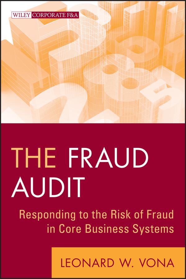 Download Ebook The Fraud Audit by Leonard W. Vona Pdf