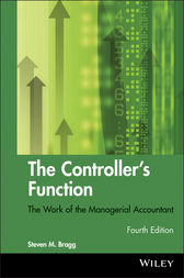 The Controller's Function by Steven M. Bragg