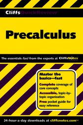CliffsQuickReview Precalculus by W. Michael Kelley