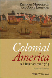 Colonial America by Richard Middleton