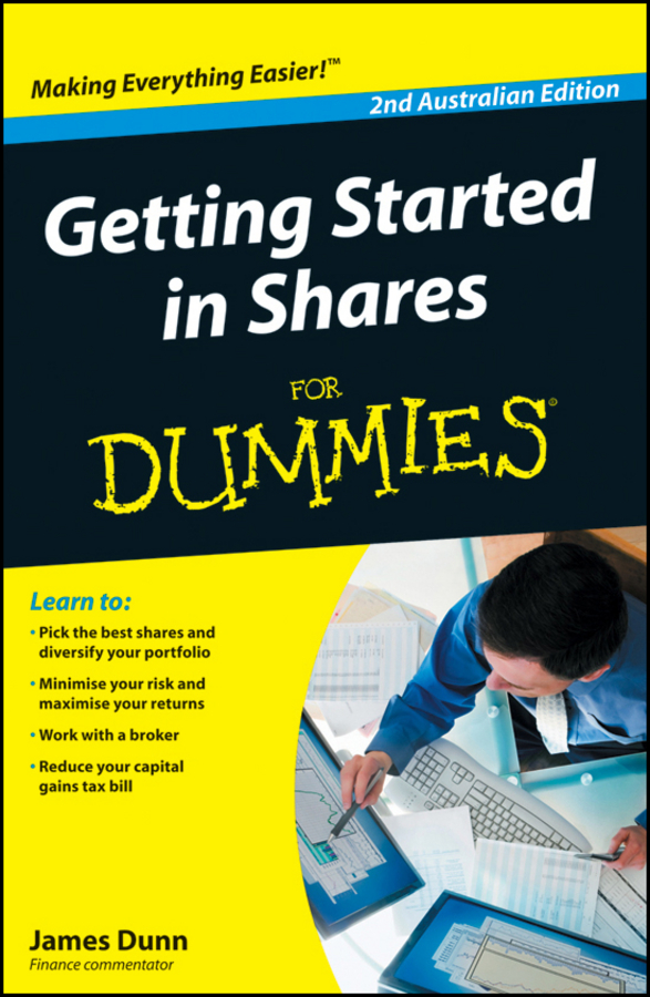 Download Ebook Getting Started in Shares For Dummies (2nd ed.) by James Dunn Pdf