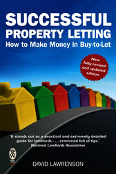 Successful Property Letting:How to Make Money in Buy-to-let by David Lawrenson