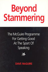 Beyond Stammering by Dave McGuire
