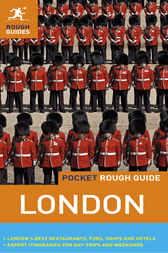 Pocket Rough Guide London by Rob Humphreys