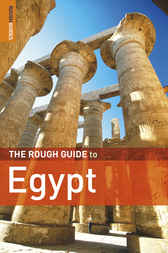 The Rough Guide to Egypt by Dan Richardson