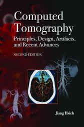 Computed Tomography by Jiang Hsieh