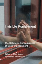 Invisible Punishment by Meda Chesney-Lind