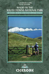 Walks in the South Downs National Park by Kev Reynolds