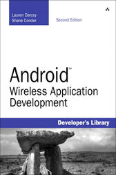 Android Wireless Application Development by Shane Conder