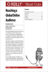 Reaching a Global Online Audience by Matthew McCool