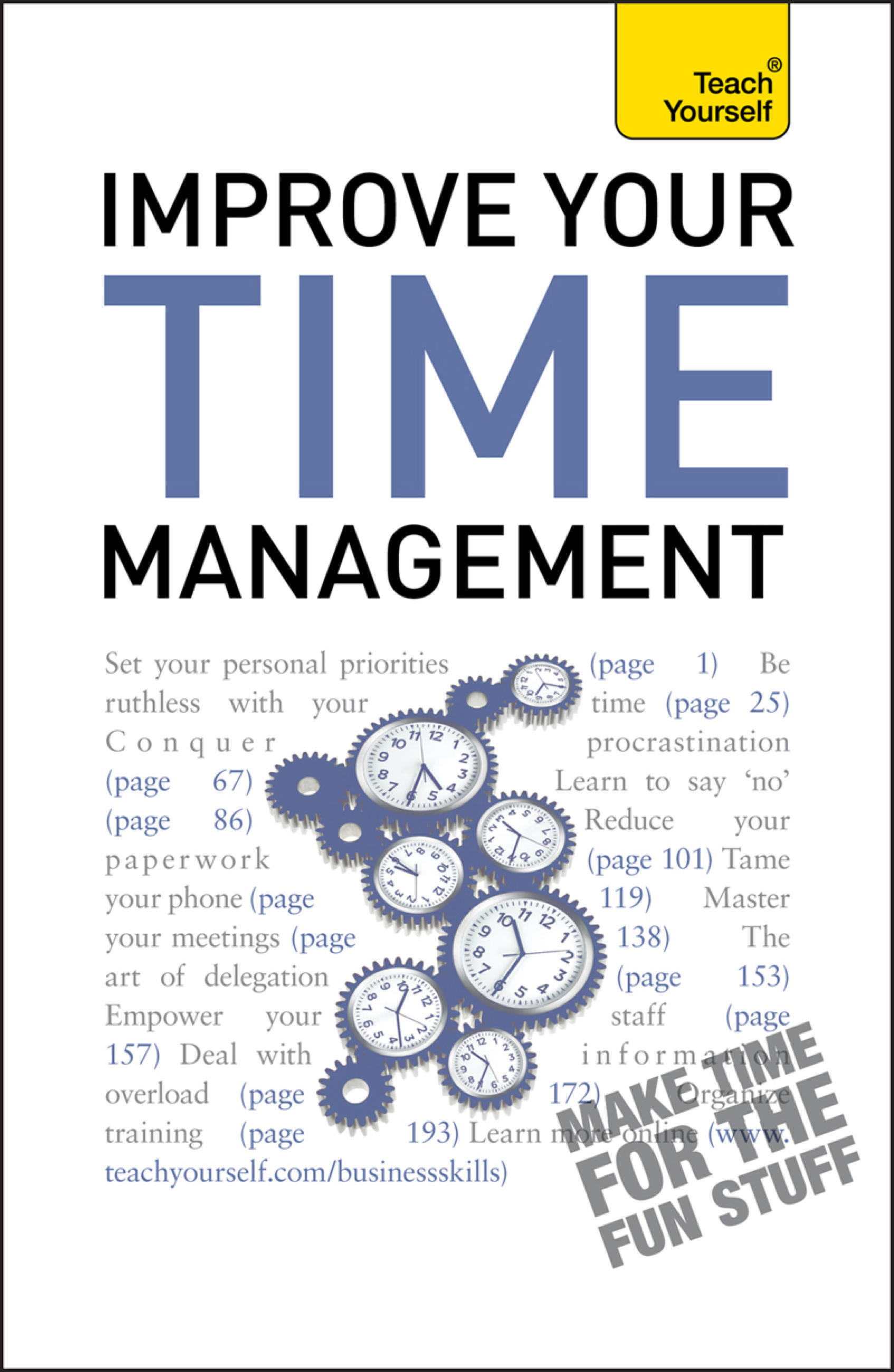 Download Ebook Improve Your Time Management: Teach Yourself by Polly Bird Pdf