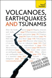 Volcanoes, Earthquakes And Tsunamis: Teach Yourself by David Rothery