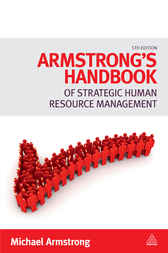 Armstrong's Handbook of Strategic Human Resource Management by Michael Armstrong