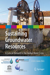 Sustaining Groundwater Resources by J. Anthony A. Jones