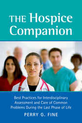 The Hospice Companion by Perry G Fine