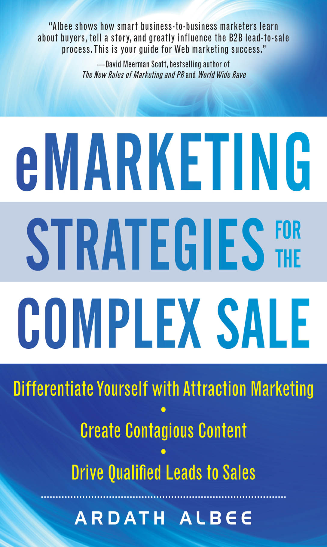 Download Ebook eMarketing Strategies for the Complex Sale by Ardath Albee Pdf
