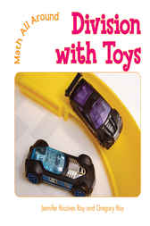 Division with Toys by Jennifer Rozines Roy