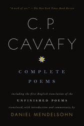 Complete Poems by C.P. Cavafy