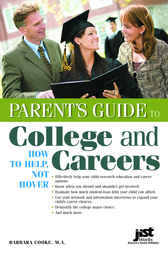 Parent's Guide to College and Careers by Barbara Cooke