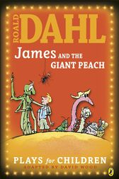 James and the Giant Peach by Richard George
