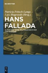 Hans Fallada by Patricia Fritsch-Lange