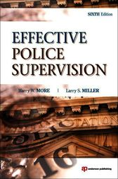 Effective Police Supervision by Harry W. More