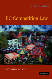 EC Competition Law by Giorgio Monti