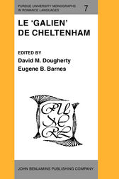 Le 'Galien' de Cheltenham by David M. Dougherty