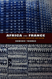 Africa and France by Dominic Thomas