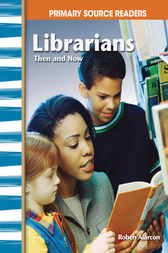 Librarians Then and Now by Roben Alarcon