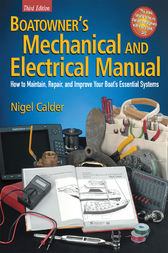 Boatowner's Mechanical and Electrical Manual by Nigel Calder