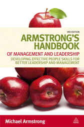 Armstrong's Handbook of Management and Leadership by Michael Armstrong