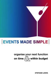 Events Made Simple by Stefanie Lewis